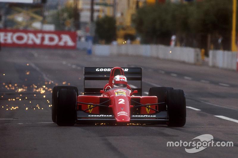 F1, Phoenix 1990: Nigel Mansell, Ferrari 641