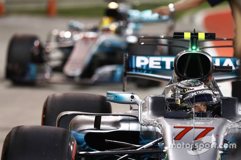 Será que a Mercedes vai voltar a dominar a F1 com força total?