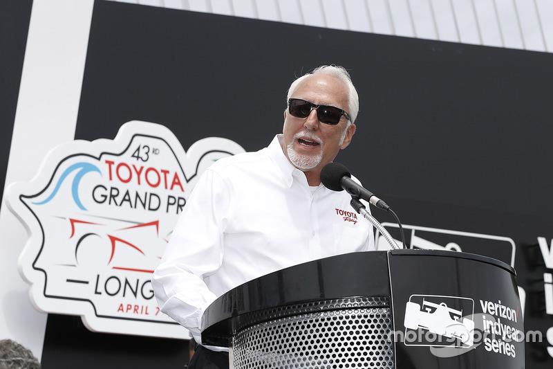 Keith Dahl, Toyota Racing