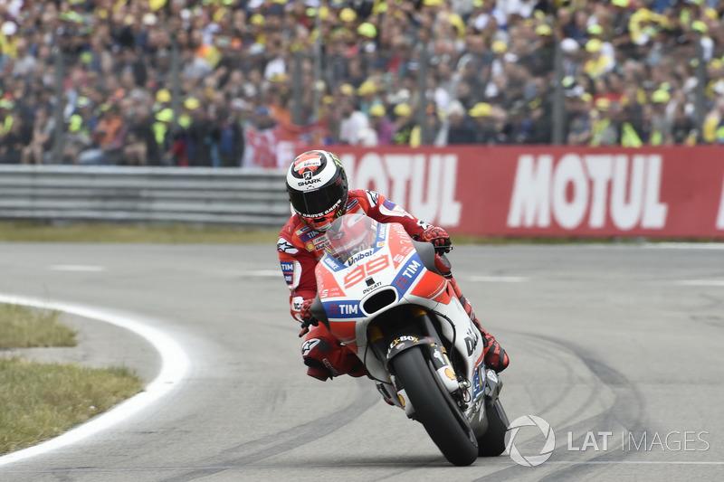 12. Jorge Lorenzo, Ducati Team