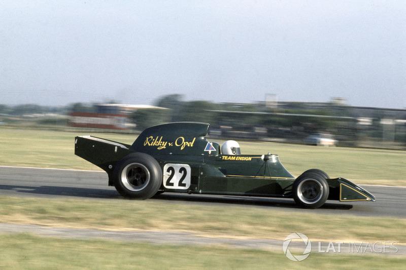 Rikky von Opel, Ensign N174