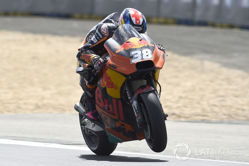 23. Bradley Smith, Red Bull KTM Factory Racing