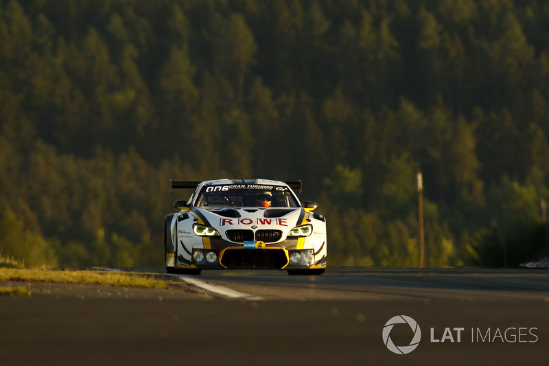 24. #99 Rowe Racing, BMW M6 GT3