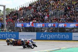 Niccolo Antonelli, Red Bull KTM Ajo crash