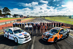 Scott Pye, Warren Luff, HSV Racing, James Courtney, Jack Perkins, Walkinshaw Racing