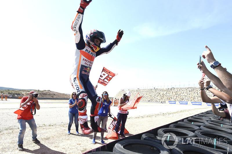 Ganador Marc Marquez, Repsol Honda Team