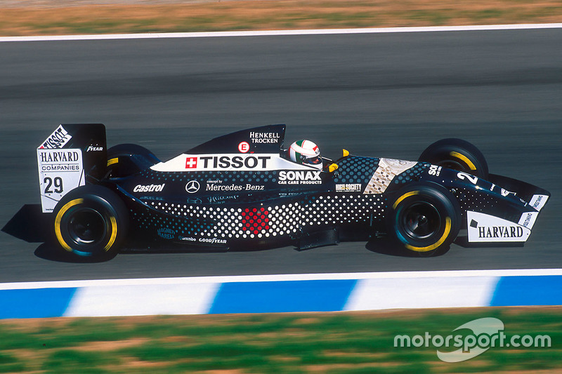 1994. Sauber C13 Mercedes