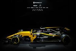 La Renault Sport F1 Team R.S.17