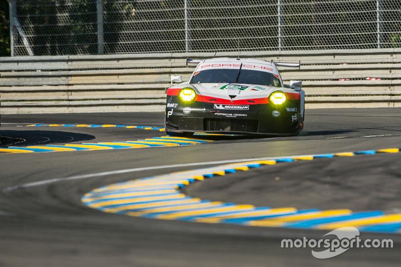 Ausfall LMGTE-Pro: #92 Porsche Team, Porsche 911 RSR