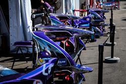 DS Virgin Racing garajı