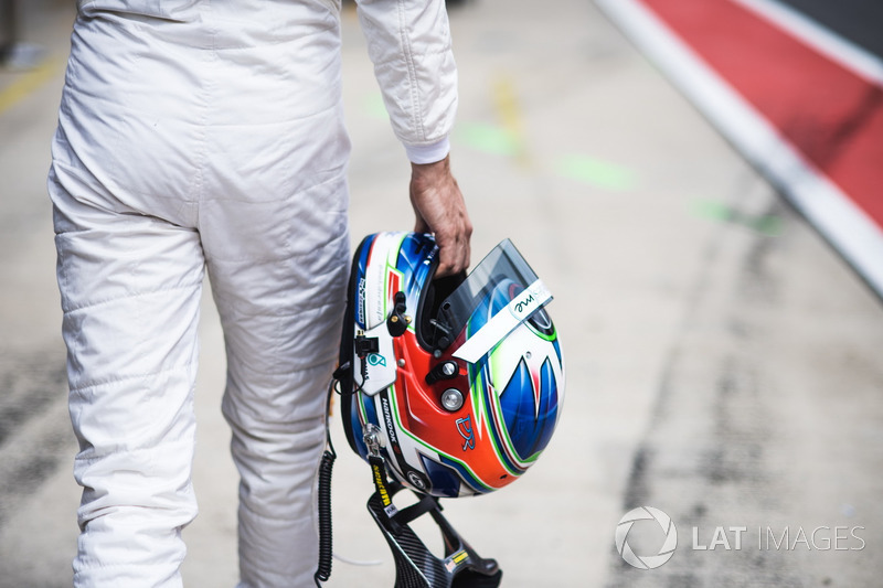 Шолом Пола ді Рести, Mercedes-AMG Team HWA, Mercedes-AMG C63 DTM