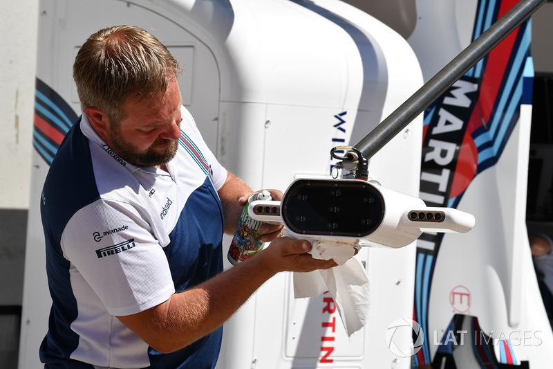 Mechaniker: Williams