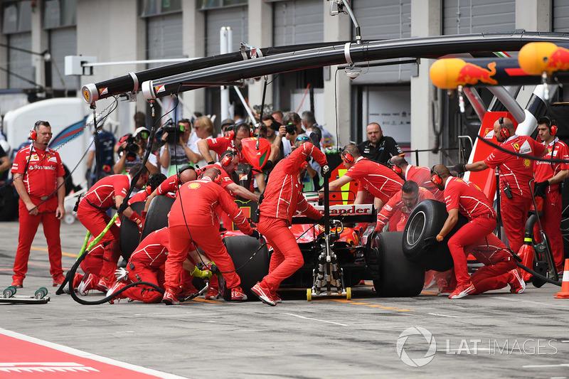 5. Кімі Райкконен, Ferrari — 83