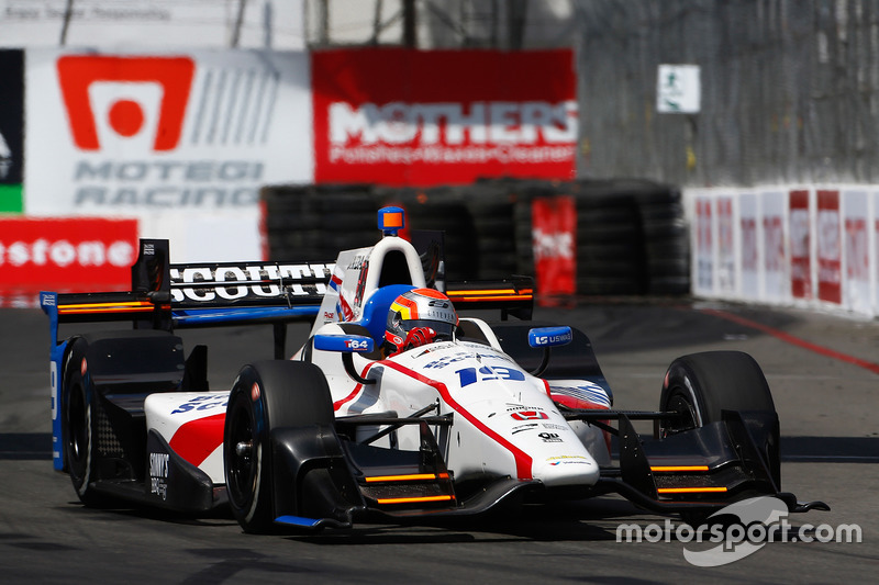 Ed Jones, Dale Coyne Racing, Honda