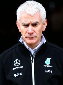 Geoff Willis, Mercedes AMG F1 W08 Technology Director