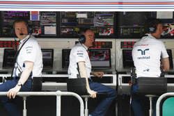 Paddy Lowe, Williams Formula 1, y Rob Smedley