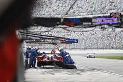 Pitstop for#66 Ford Performance Chip Ganassi Racing Ford GT: Sébastien Bourdais, Joey Hand, Dirk Mül