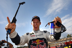Race winner Mattias Ekström, EKS RX
