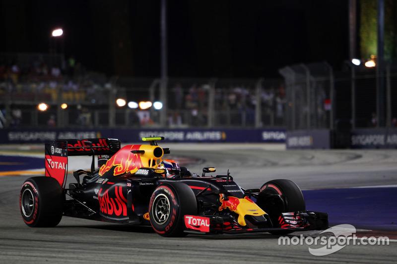 4. Max Verstappen, Red Bull Racing RB12