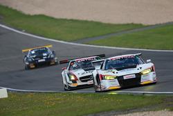 #33 Car Collection Motorsport, Audi R8 LMS: Christiaan Frankenhout, Christopher Haase