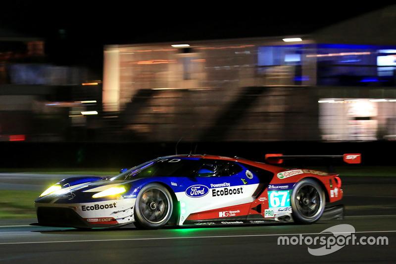 #67 Ford Chip Ganassi Racing Ford GT: Маріно Франкітті, Енді Пріоль, Гаррі Тінкнелл