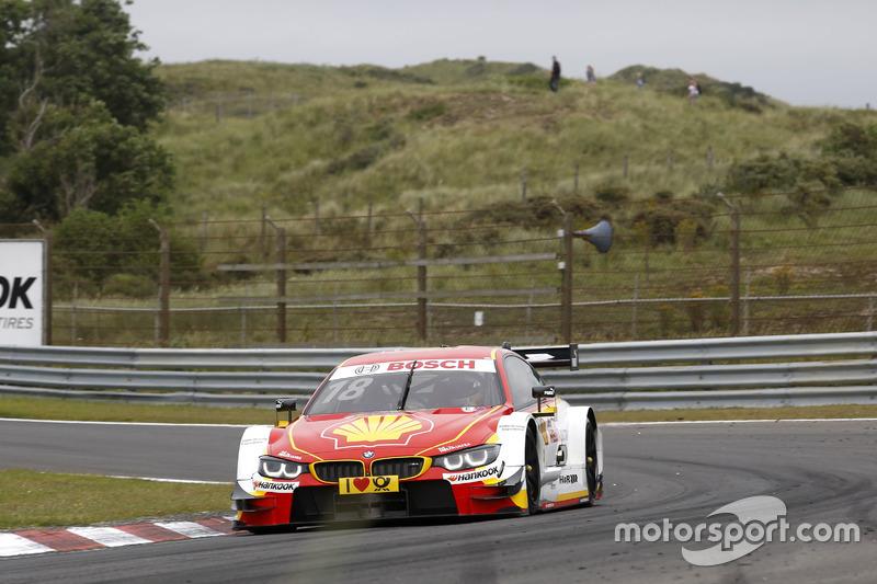 13. Augusto Farfus, BMW Team MTEK, BMW M4 DTM