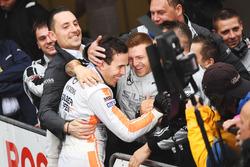 Race winner Robert Wickens, Mercedes-AMG Team HWA, Mercedes-AMG C63 DTM