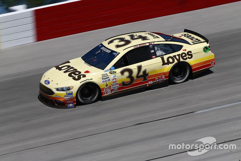 Chris Buescher, Front Row Motorsports Ford