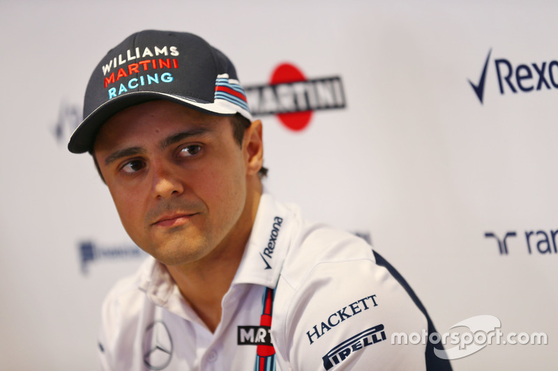 Felipe Massa, Williams announces his retirement from F1 at the end of the season
