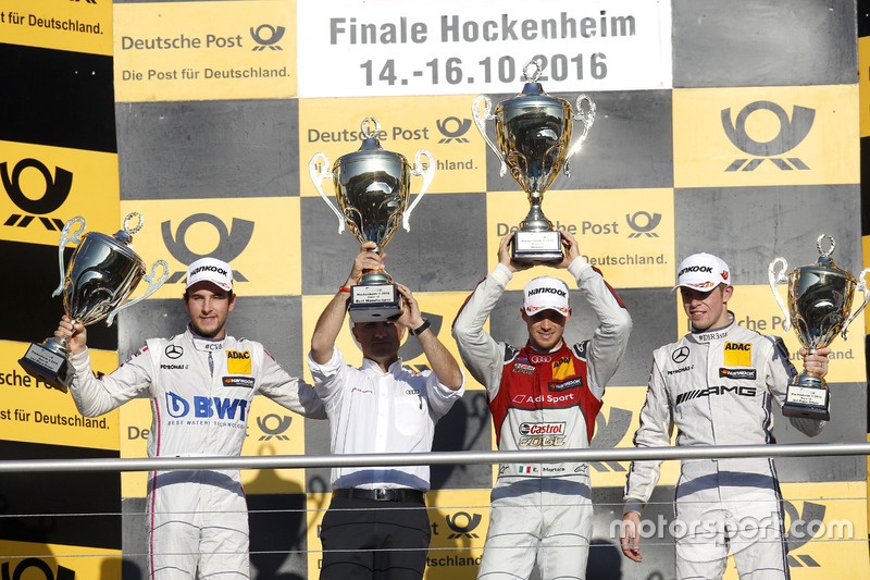 Hockenheim II (Carrera 2): Edoardo Mortara, Audi Sport Team Abt Sportsline, Audi RS 5 DTM