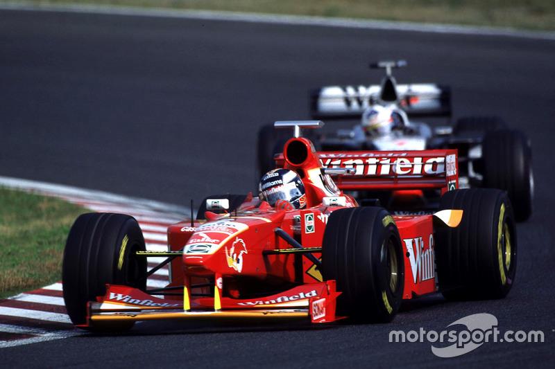 1998: 威廉姆斯FW20赛车