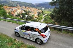 Simone Rivia, Suzuki Rally Cup