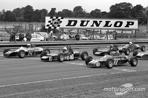Formula Ford 1600: Oulton Park