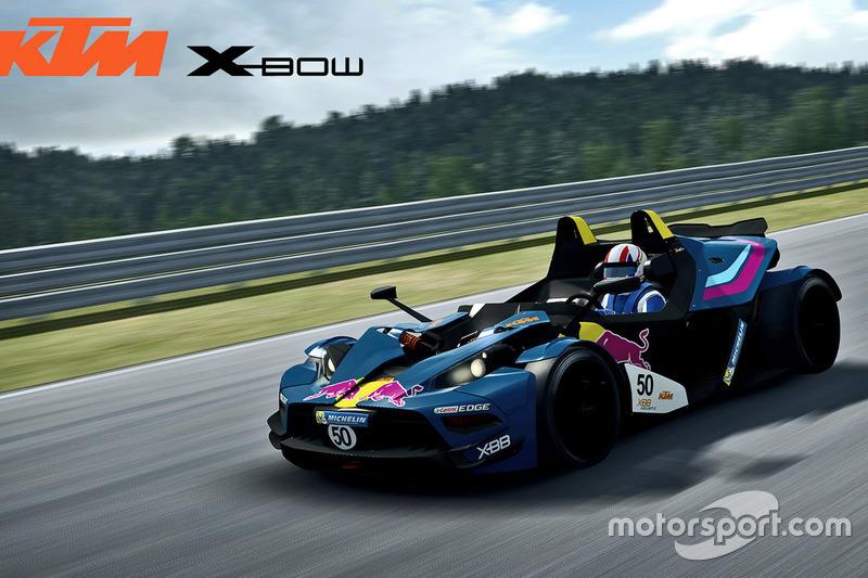 RaceRoom, KTM X-Bow RR