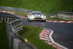 #77 Stadavita Racing Team, Aston Martin Vantage V8 GT4: Stephan Kuhs, Scott Preacher, Max Walter von