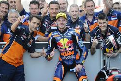 Kazanan Brad Binder, Red Bull KTM Ajo