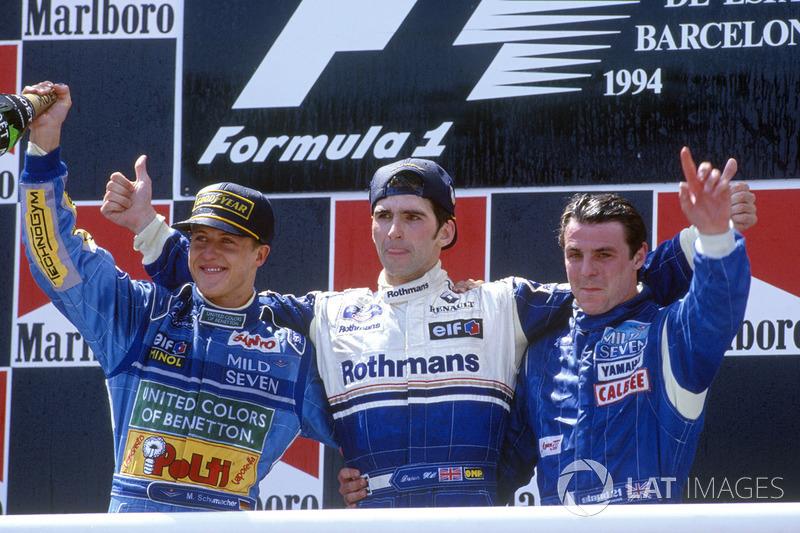 9. GP da Espanha, 1994