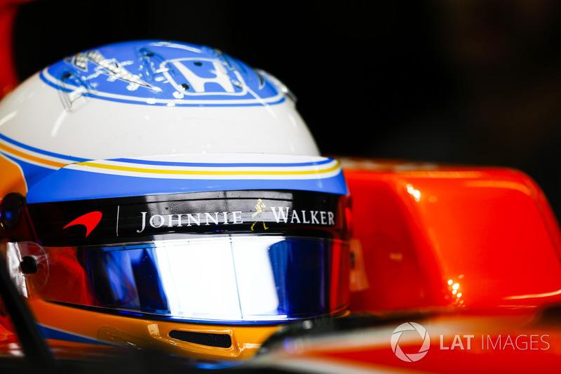 Fernando Alonso é o sexto