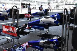 Toro Rosso nose detail