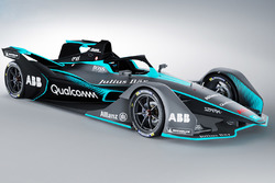 La monoposto 2018-2018 di Formula E