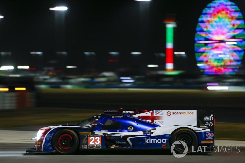 #23 United Autosports Ligier LMP2, P: Філ Хенсон, Ландо Норріс, Фернандо Алонсо