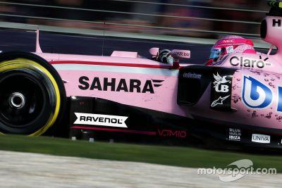 Annuncio RAVENOL Force India