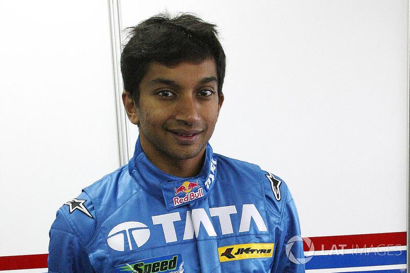 Narain Karthikeyan (2002-2004)