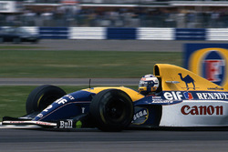 Ален Прост, Williams Renault FW15C