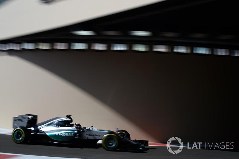 2015 - Lewis Hamilton, Mercedes AMG F1