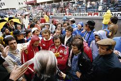 Carlos Pace, Niki Lauda, John Watson, Jochen Mass, Emerson Fittipaldi, Vittorio Brambilla, Tom Pryce, Jean-Pierre Jarier
