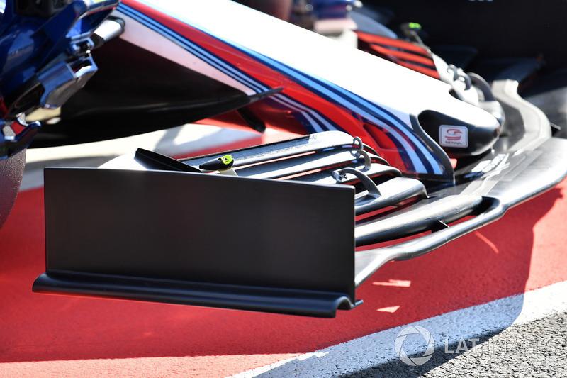 Переднє антикрило Williams FW41