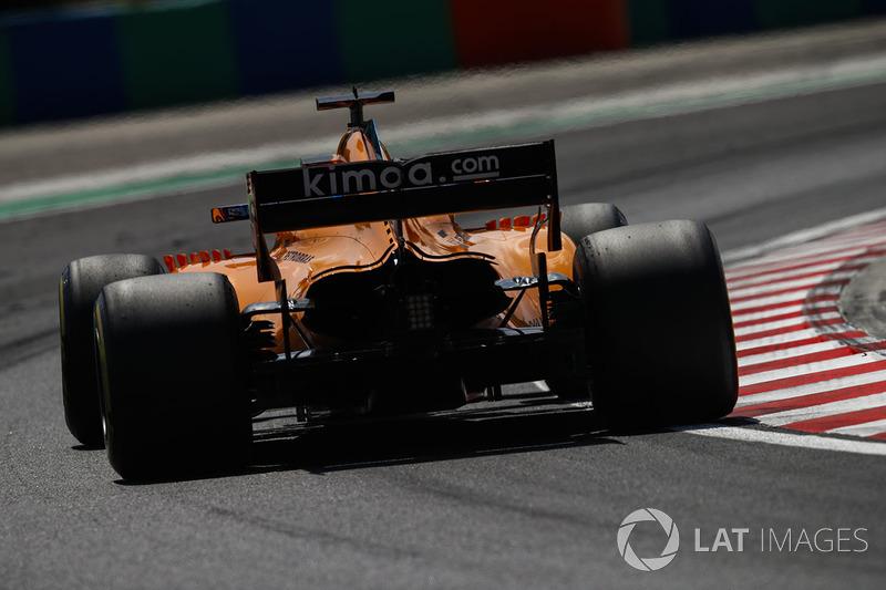 16. Fernando Alonso, McLaren MCL33