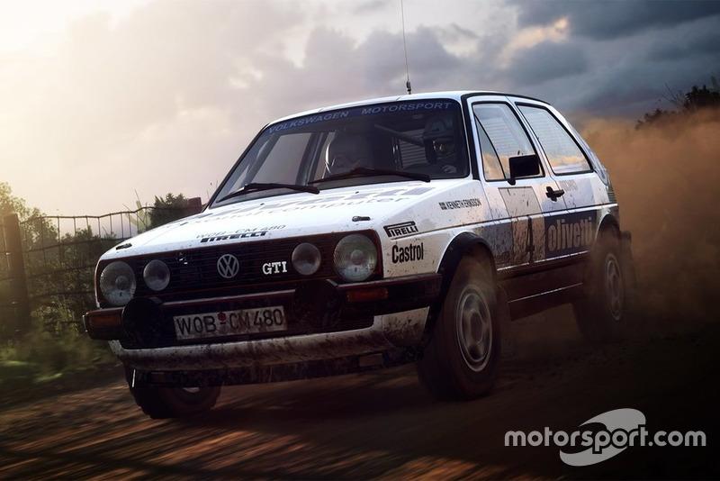 Captura de pantalla del DiRT Rally 2.0