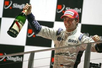 Нико Росберг, Williams